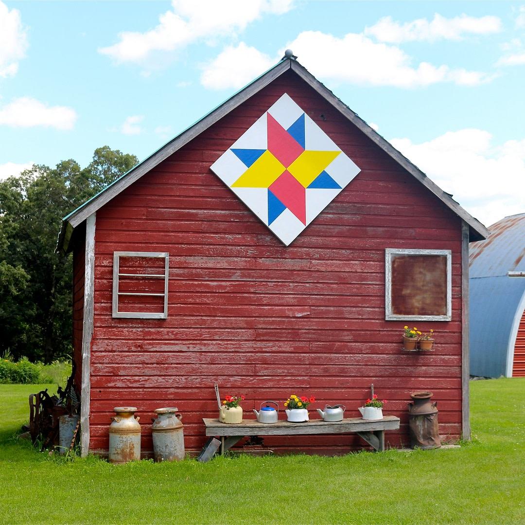 Barn Quilt Trail of Central Minnesota | Explore Minnesota