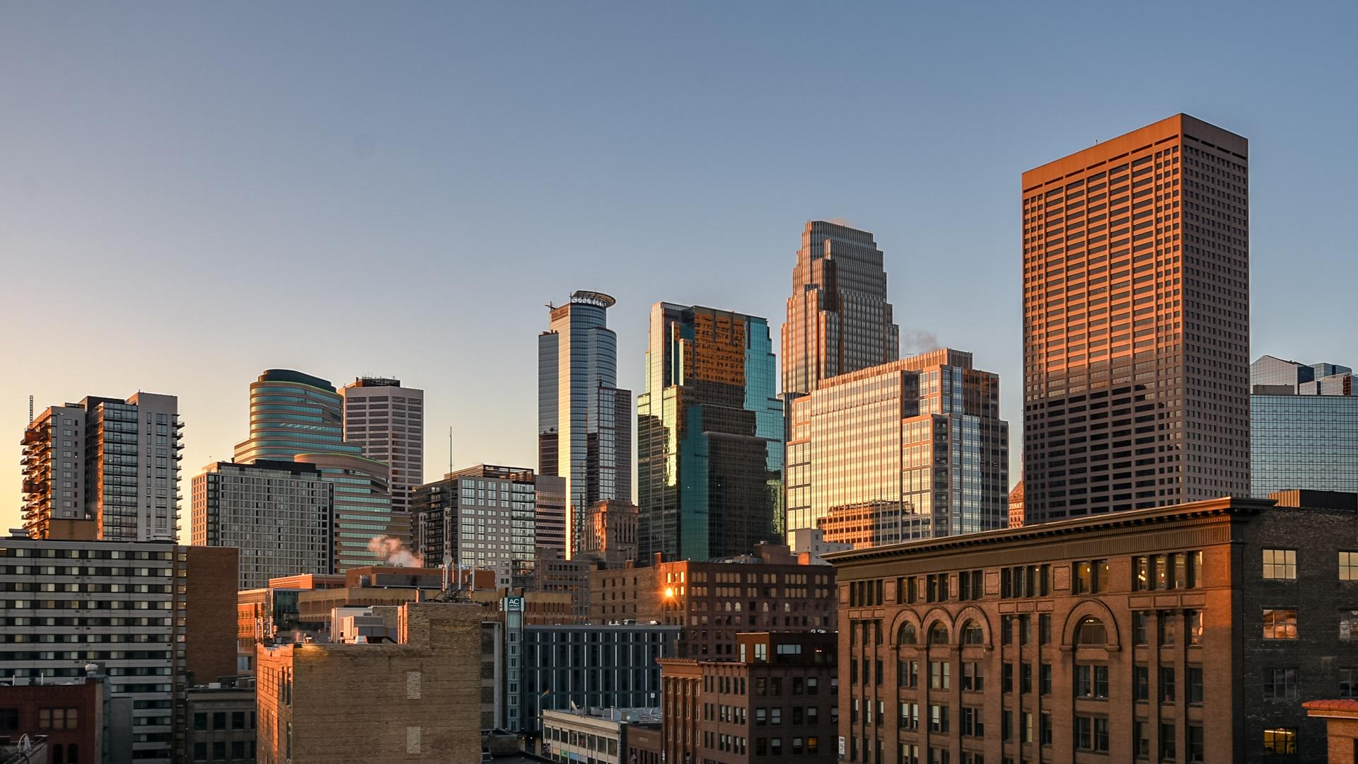 Downtown Minneapolis and North Loop