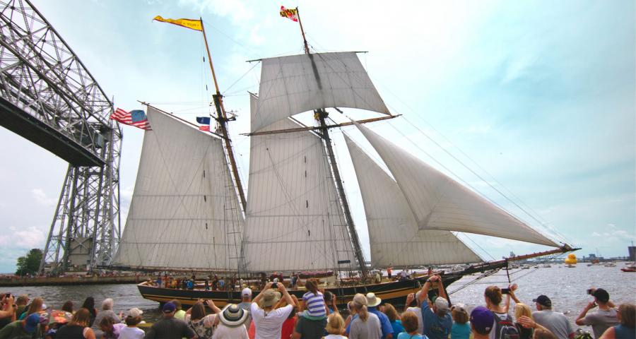 Festival of Sail Duluth