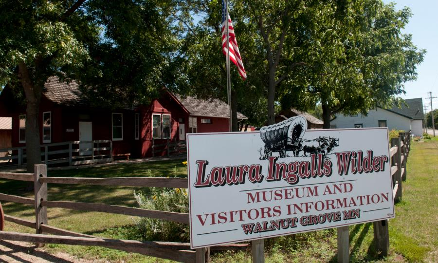 Laura Ingalls Wilder Museum in Walnut Grove