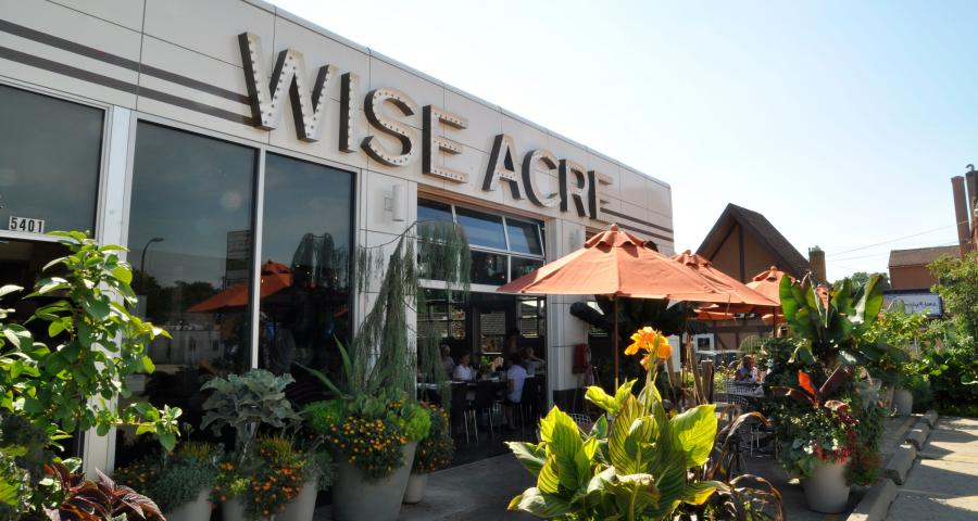 Wise Acre Eatery Minneapolis