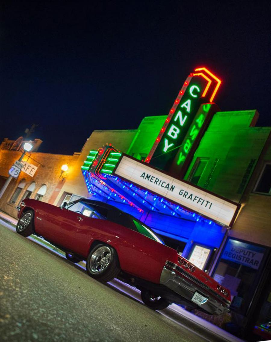 Canby Theater