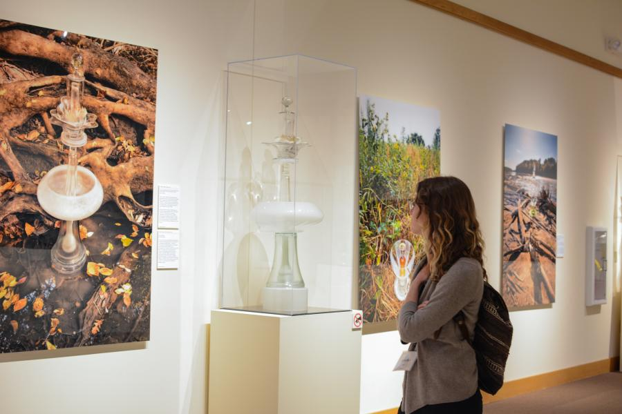 Marine Art Museum photography exhibit