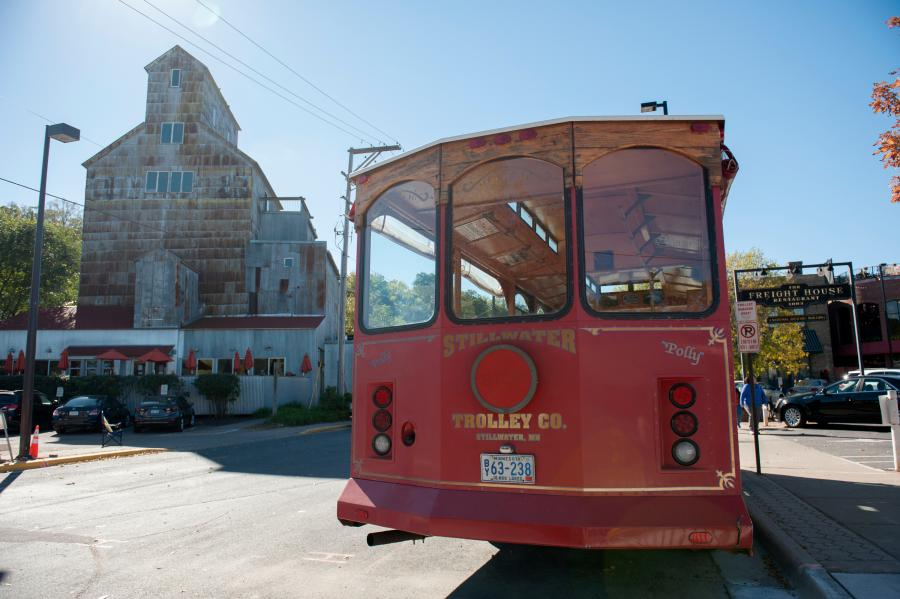 Stillwater trolley