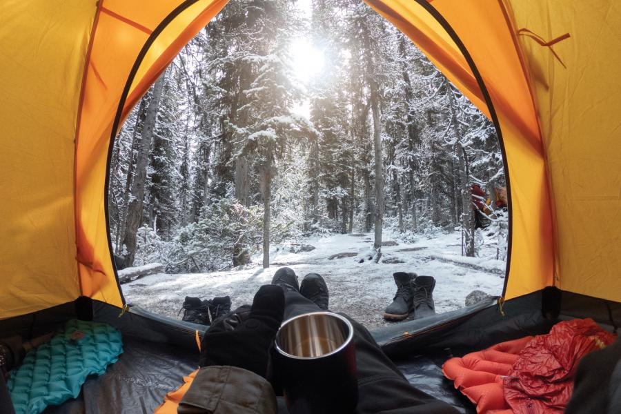 Yes You Can Go Winter Camping In Minnesota Explore