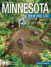 2019-20 Minnesota Biking Guide Cover