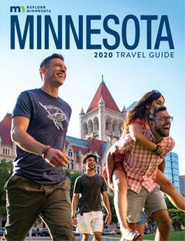 2020 Explore Minnesota Travel Guide Cover