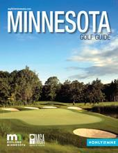 2019-20 Minnesota Golf Guide Cover