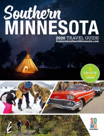 Southern Minnesota Guide 2020 Cover