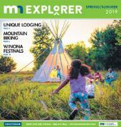 2020 Spring/Summer Minnesota Explorer Cover
