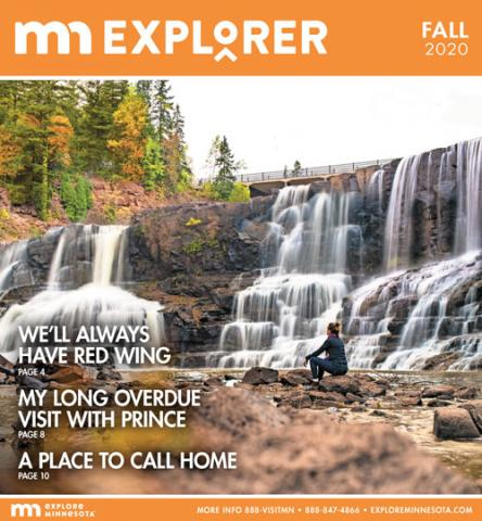 2020 Fall Minnesota Explorer