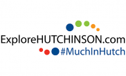 Explore Hutchinson.com #MuchInHutch / Hutchinson Area Chamber of Commerce and Tourism logo