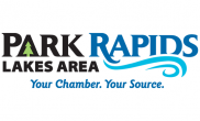 Park Rapids Lake Area logo