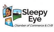 Sleepy Eye chamber of Commerce & CVB logo