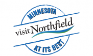 Visit Northfield logo