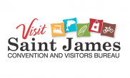 Visit St. James Convention and Visitors Bureau logo