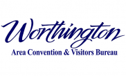 Worthington Area Convention & Visitors Bureau logo