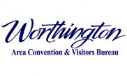 Worthington Area Convention & Visitors Bureau logo