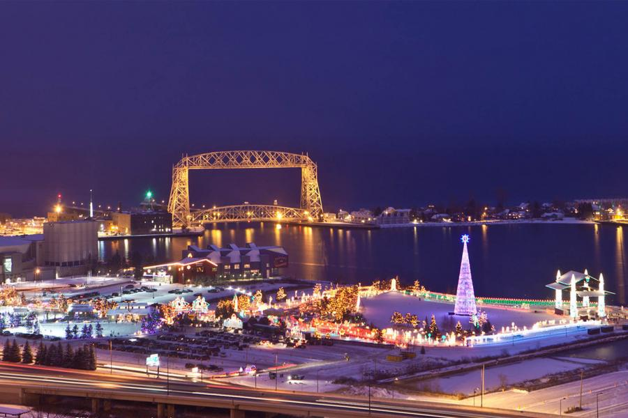 Bentleyville Tour of Lights Duluth
