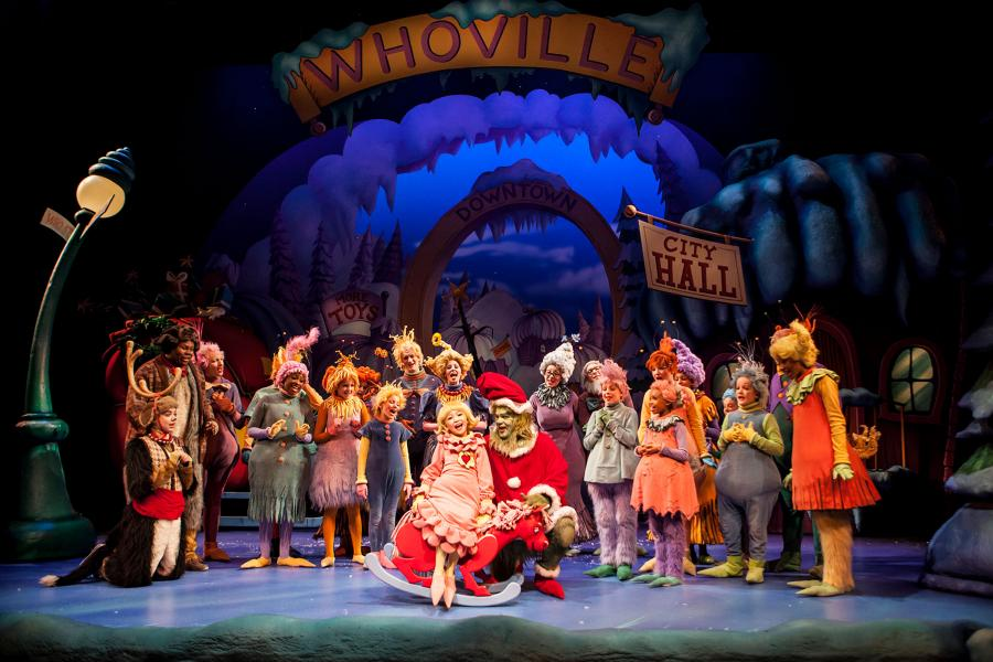 Children's Theatre Company How the Grinch Stole Christmas