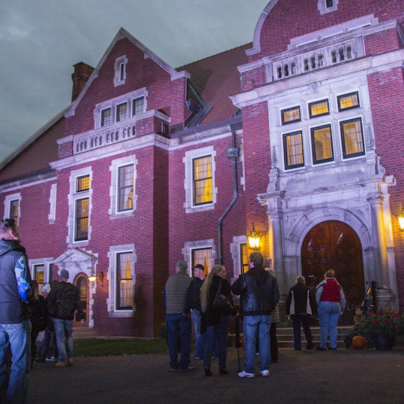 Night at the Museum at Glensheen Mansion, Duluth