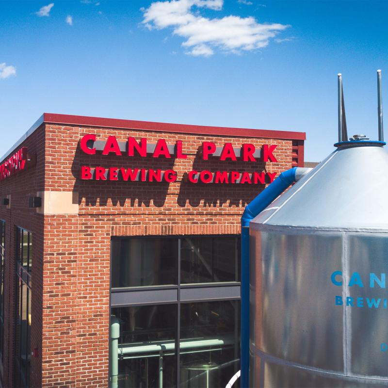 Canal Park Brewing building