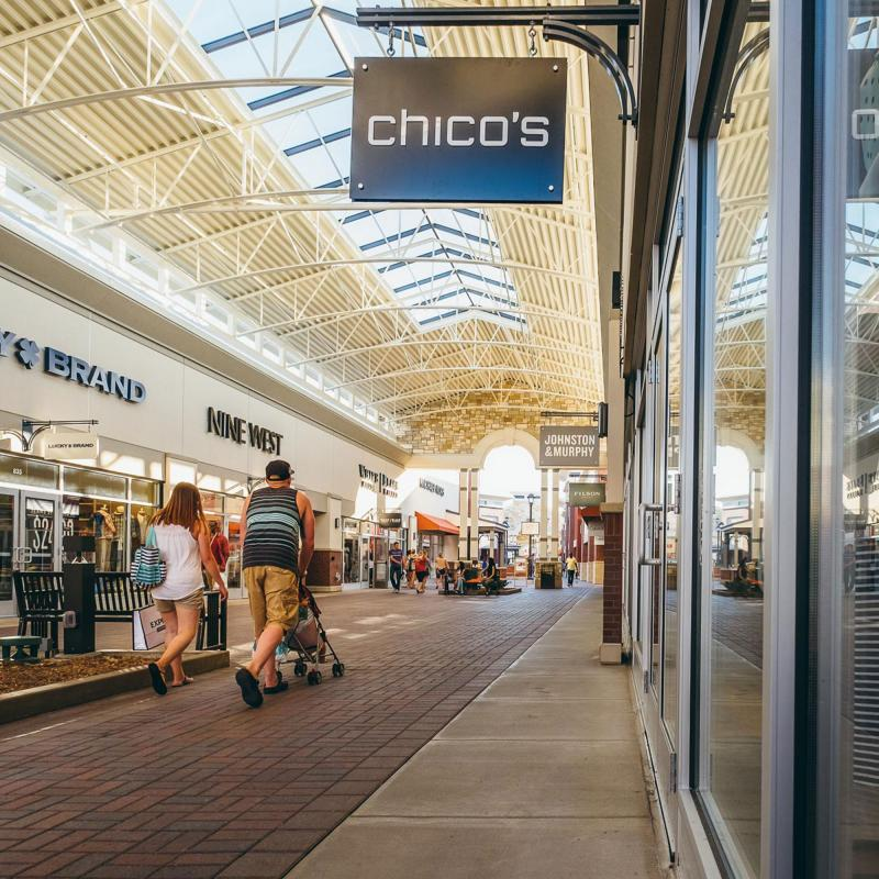 Twin Cities Premium Outlets in Eagan