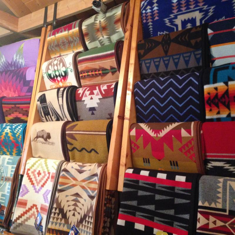 Native American quilts