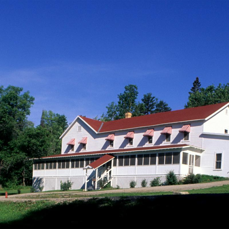 Kettle Falls Hotel in Voyageurs National Park